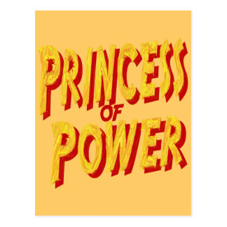 Princess Of Power-Postcard