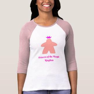 Princess of the Meeple Kingdom T-Shirt
