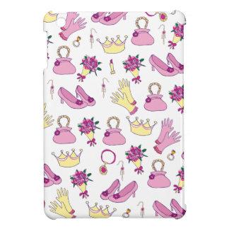 Princess pattern iPad mini covers
