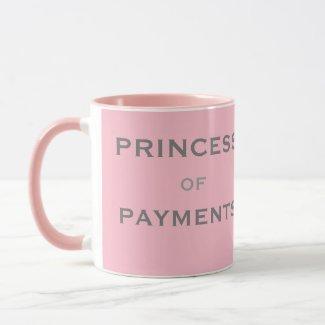 Princess Payments Special Accounts Payable Woman