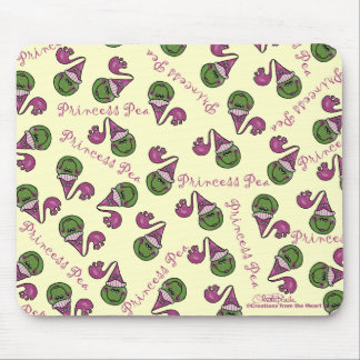 Princess Pea Mouse Mat