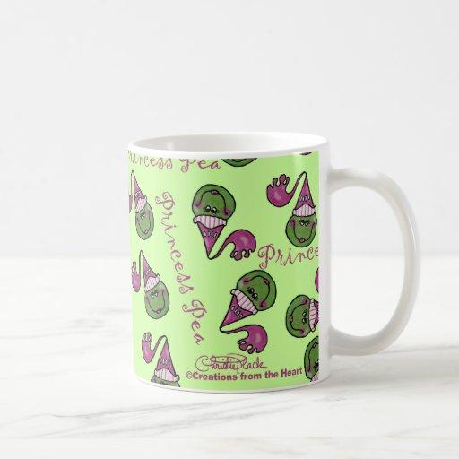 Princess Pea Coffee Mug