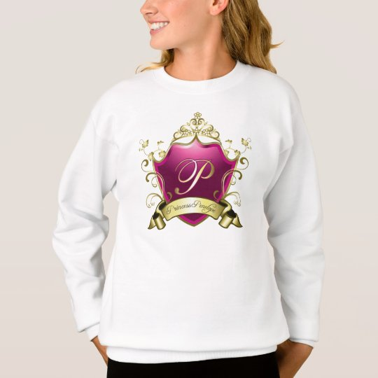 Princess Penelope - Girls Sweatshirt