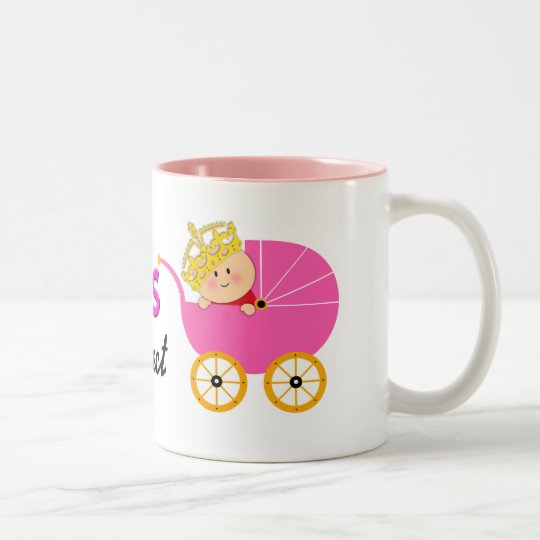 Princess Perfect Royal Baby Mug