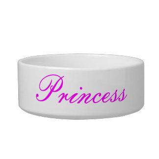 """""""Princess"""" Pet Bowl"""