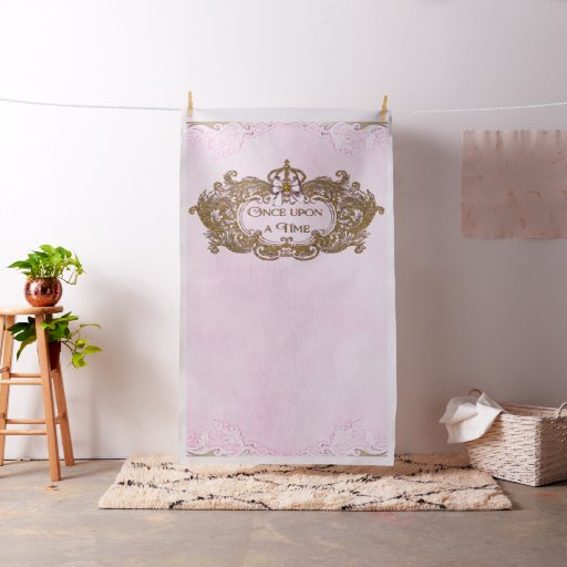 Princess Photo Booth Backdrop