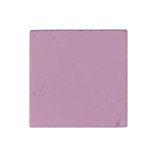 Princess Pink English Country Wedding Stone Magnet