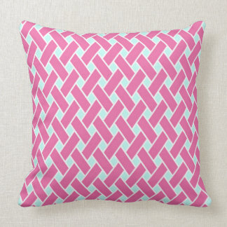 Princess Pink Pattern Cushion