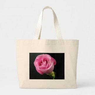 Princess Pink Rose Jumbo Tote Bag