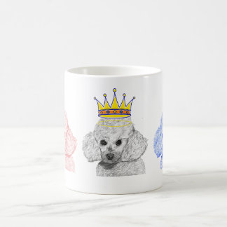 Princess Poodles Mug