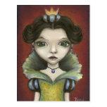 princess post card