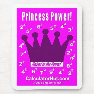 Princess Power Math Mousepad