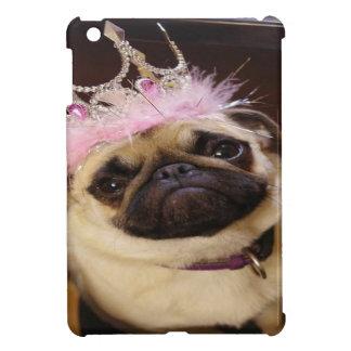 Princess Pug iPad Mini Covers