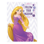 Princess Rapunzel Postcards