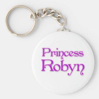 Princess Robyn Keychain
