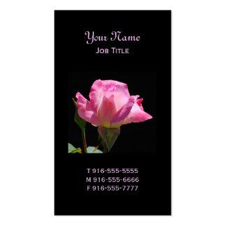 Princess Rose Business Cards