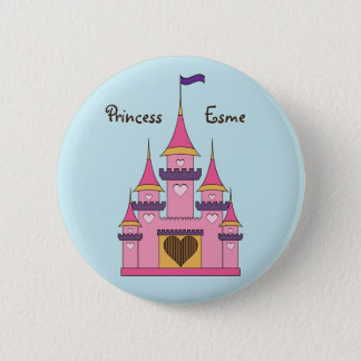 Princess' Royal Castle Button