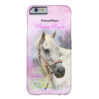 Princess Royale customizable iPhone 6 case