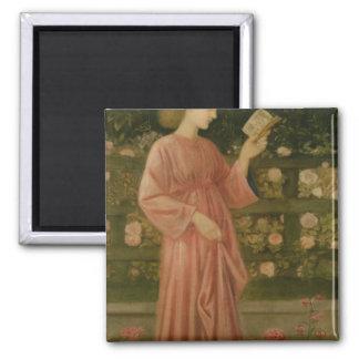 Princess Sabra  1865-66 Square Magnet