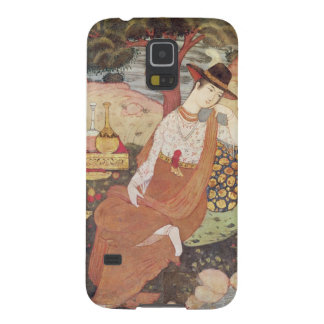 Princess sitting in a garden, Safavid Dynasty Case For Galaxy S5