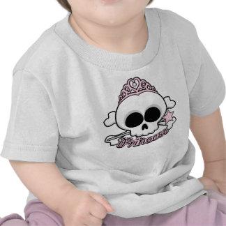 Princess Skull T-shirts
