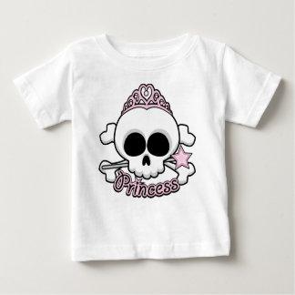 Princess Skull Tee Shirts