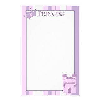 Princess Stationery