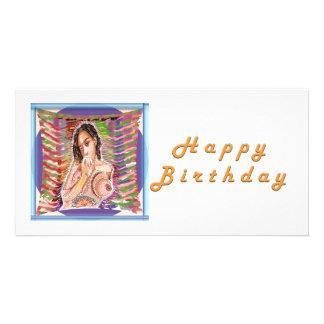 Princess Tatiana T A T I A N A Custom Photo Card