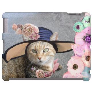 PRINCESS TATUS /ELEGANT CAT,BIG DIVA HAT AND ROSES