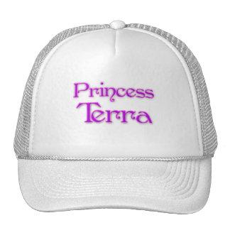 Princess Terra Mesh Hat