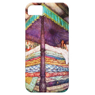 Princess & the Pea iPhone 5 Cover