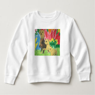 Princess Toytastic Bears Toddler Sweatshirt