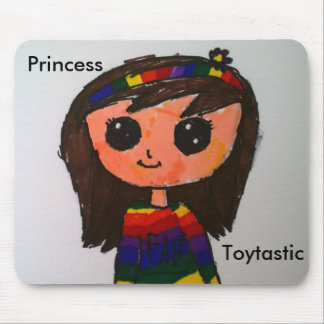 Princess Toytastic Mousepad