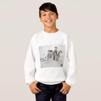 Princess Toytastic Penguin Kids' Sweatshirt