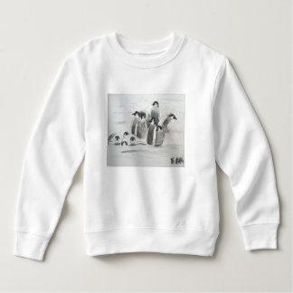 Princess Toytastic Penguins Toddler Sweatshirt
