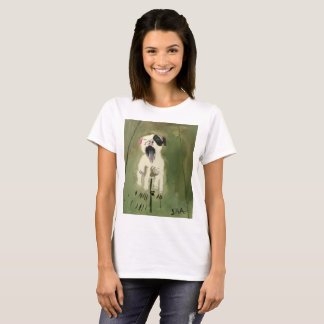 Princess Toytastic Yawning Puppy Women's T-Shirt