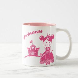 Princess Two-Tone Mug