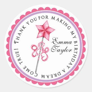 Princess Wand Stickers