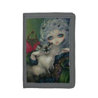 Princess with a Ragdoll Cat Wallet