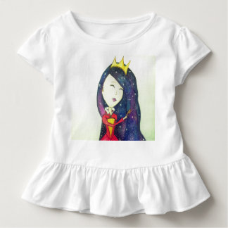 Princess with hair galax toddler T-Shirt