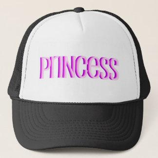 Princess Word in Pink Trucker Hat