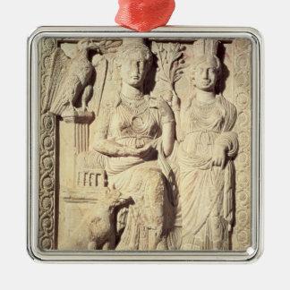 Princess Zenobia  and a female companion Christmas Ornament