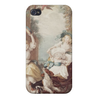 Princesses Mary , Sophia  and Amelia Cover For iPhone 4