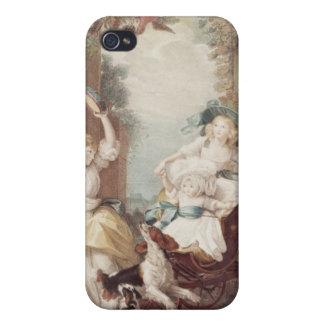 Princesses Mary , Sophia  and Amelia iPhone 4 Case