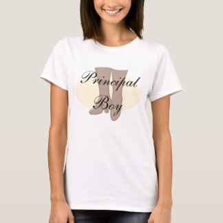 Principal Boy Ladies T-shirt