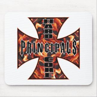 Principal Hard Core Mouse Pad