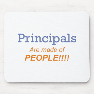 Principal / People Mouse Pad