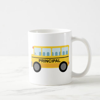 Principal (School Bus) Gift Coffee Mugs