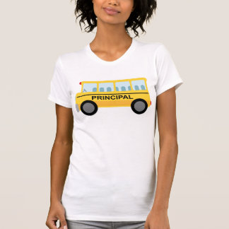 Principal (School Bus) Gift T Shirt