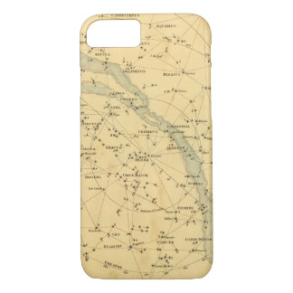 Principal Stars Visible to Great Britain iPhone 8/7 Case